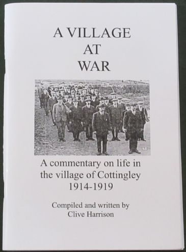 A Village at War, by Clive Harrison (Cottingley)